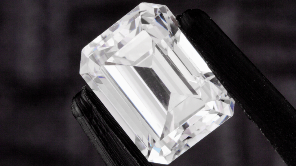 What Are The Characteristics Of A Step Cut Diamond?