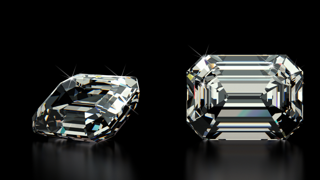 How To Choose The Perfect Step Cut Diamond